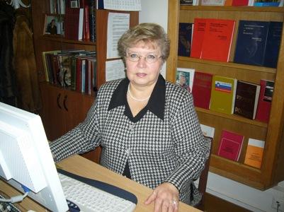 Гуськова Елена Юрьевна